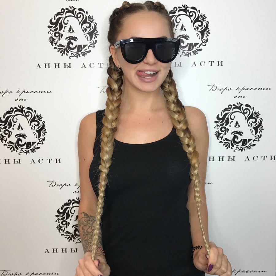 Asti фото ее татуировок