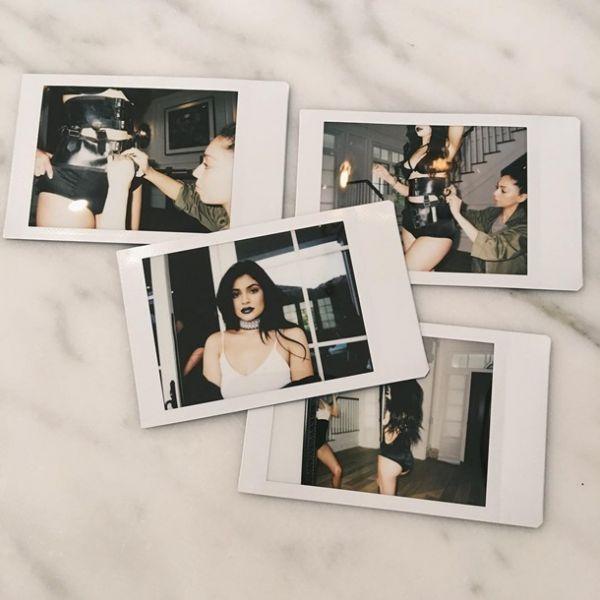 Кайли Дженнер представила собственную линию косметики Kylie Cosmetics