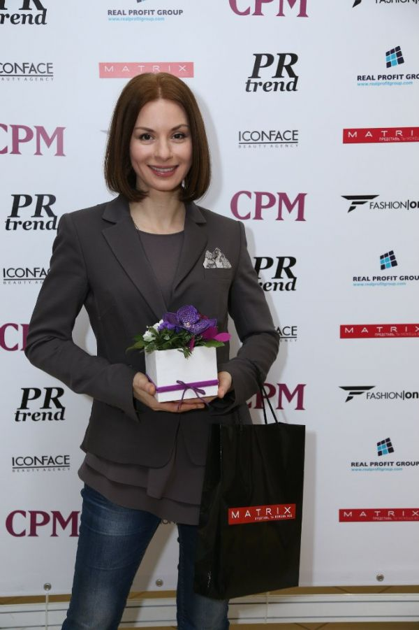 Звезды на модной выставке CPM collection premiere Moscow (ФОТО)