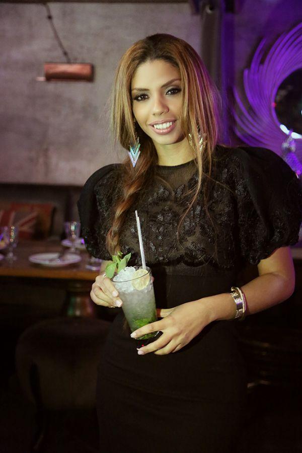 Певица Gabriella отпраздновала день рождения в Москве