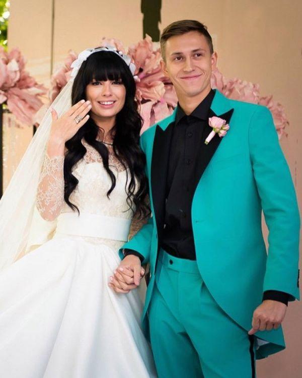 кино актриса нелли ермолаева и кирилл андреев свадьба фото выращиваем