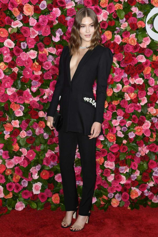 Grace Elizabeth at 72nd Annual Tony Awards in New York