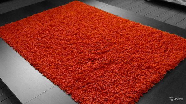 Пример: ковер из хлопка длинноворсовый Химчистка ковров и цены в Москве: попыталась понять, из какого материала сделан мой коврик