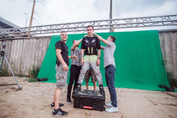 Режиссер The HARDKISS и KAZAKY снял клип для DANTE
