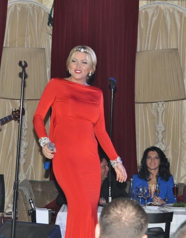 Ирина Дубцова отпраздновала свой день рождения в ... Бородина с Терехиным