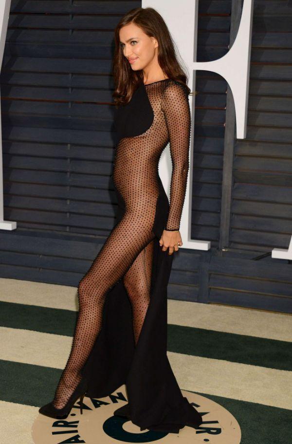 Прозрачные платья на девушках фото 16 фотография