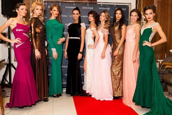 Модный показ по случаю 20-летия салона красоты Dessange (фото)