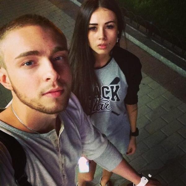 картинки егора крида и его девушка